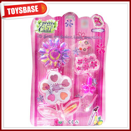 Plastic cheap make up toy for girls