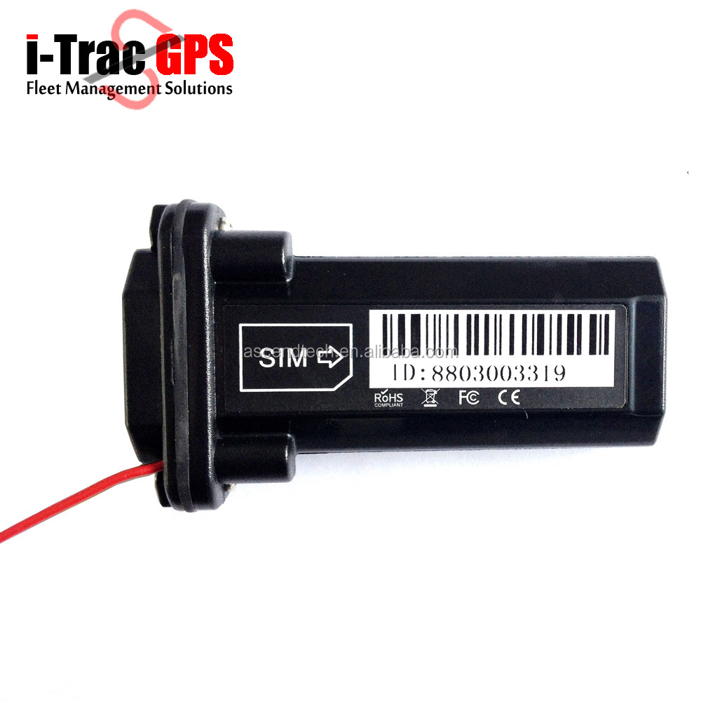 Waterproof Fleet GPS Tracker Supports 60 days standby and Powerful magnets to absorb to vehicle firmly
