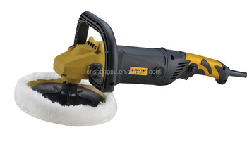180mm 1200W electric car polisher with CE certificate