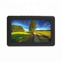 Alibaba Cheap Price Portable Digital TV 9inch Monitor DVBT2 Car TV
