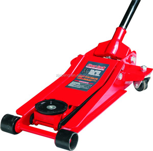 3 ton CE low height floor jack top quality crocodile jack