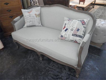 Anteroom Furniture Two Seat Sofa French Provincial Furniture