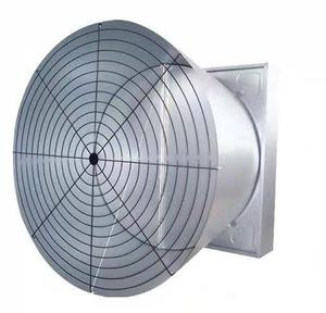 Butterfly Cone Exhaust Fan for Greenhouse / Poultry House