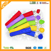 China factory price BPA free silicone ice popsicle molds