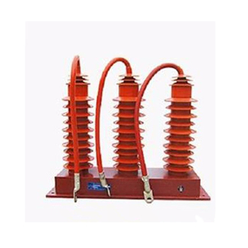 Electrical metal oxide surge arrester low voltage lightning arrester