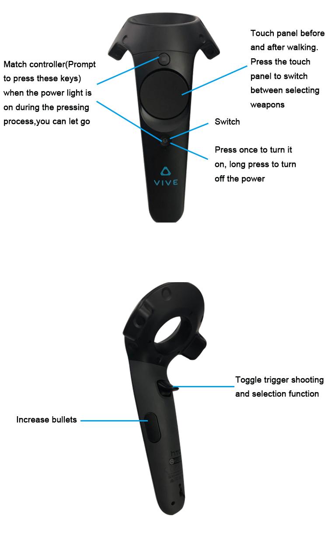 גואנגזו vr מציאות מדומה לחימה סימולציה 9d vr