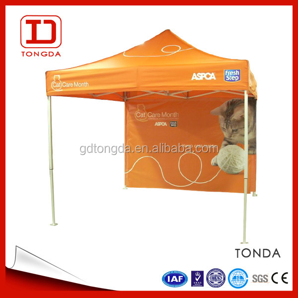 [Lam Sourcing] Full color custom trade show canopy vango 4 man tent