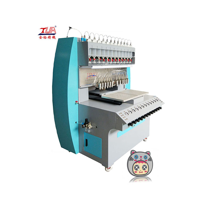 JY-B02 full automatic cup coaster glass making machine