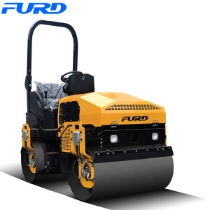 Heavier Body Hydraulic Driving Soil Compactor Roller (FYL-1200)