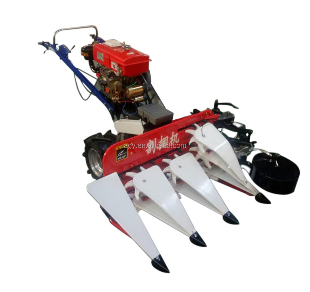 Agy Factory Supply Mobile Hemp Reaper Binder For Sale