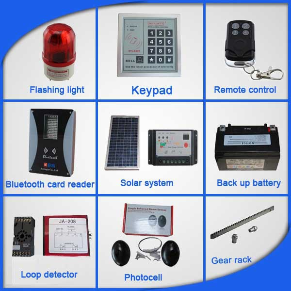 Automation Sliding Gate Opener Remote Control Gate Motor Autogate ...