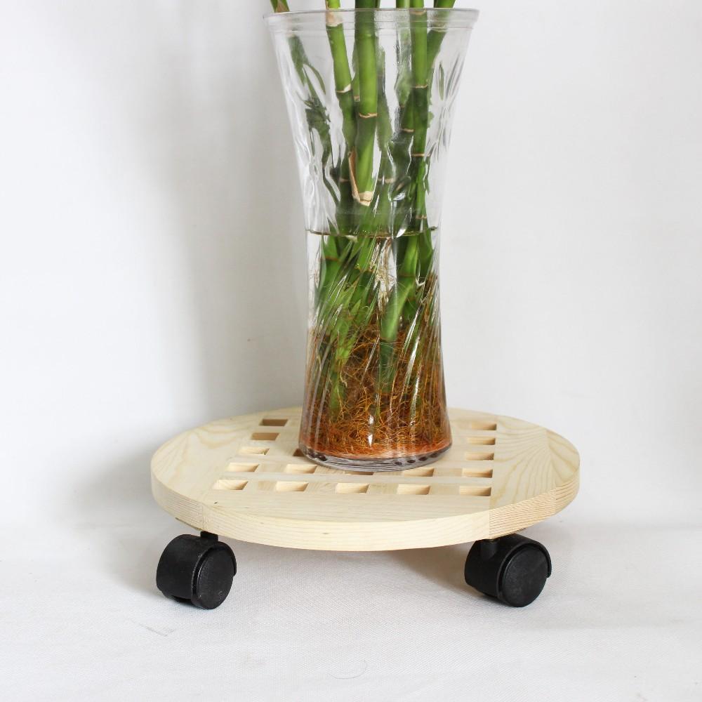 Pan Kleine Rack Indoor Reihe Holz Blume Regal Holz Walzgerüst Plant ...