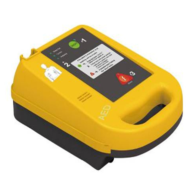 AED Defibrillator AED7000 with Color LCD Screen