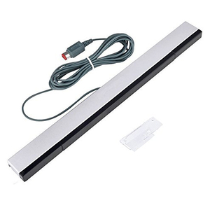 Wired Infrared IR Signal Ray Sensor Bar Receiver Motion Sensor Game Move Remote Bar Inductor Receiver for Nintendo Wii or Wii U