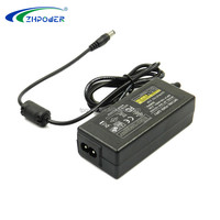 Shenzhen 24V 0.75A the Adapter 24V 750mA AC Power Adapter with C8 AC Connector