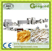 Automatic Potato Chips Making Machine/Frozen French Fries Making Machine