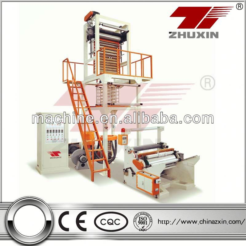ldpe flim blowing machine
