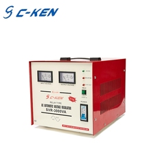 Cken High Security Power Supply 3000VA single phase automatic voltage stabilizer circuit