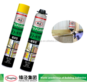 Expansion joint sealant 750ml pu foam chemical