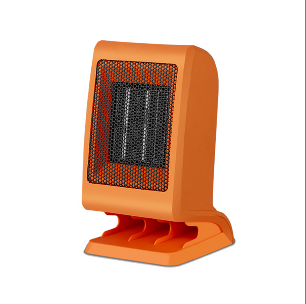 Desktop and undertable warmer mini small electric PTC heater with fan