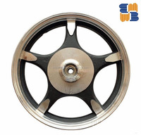 Best selling motorcycle spare parts 10' aluminum alloy wheel rims many sizes for sale