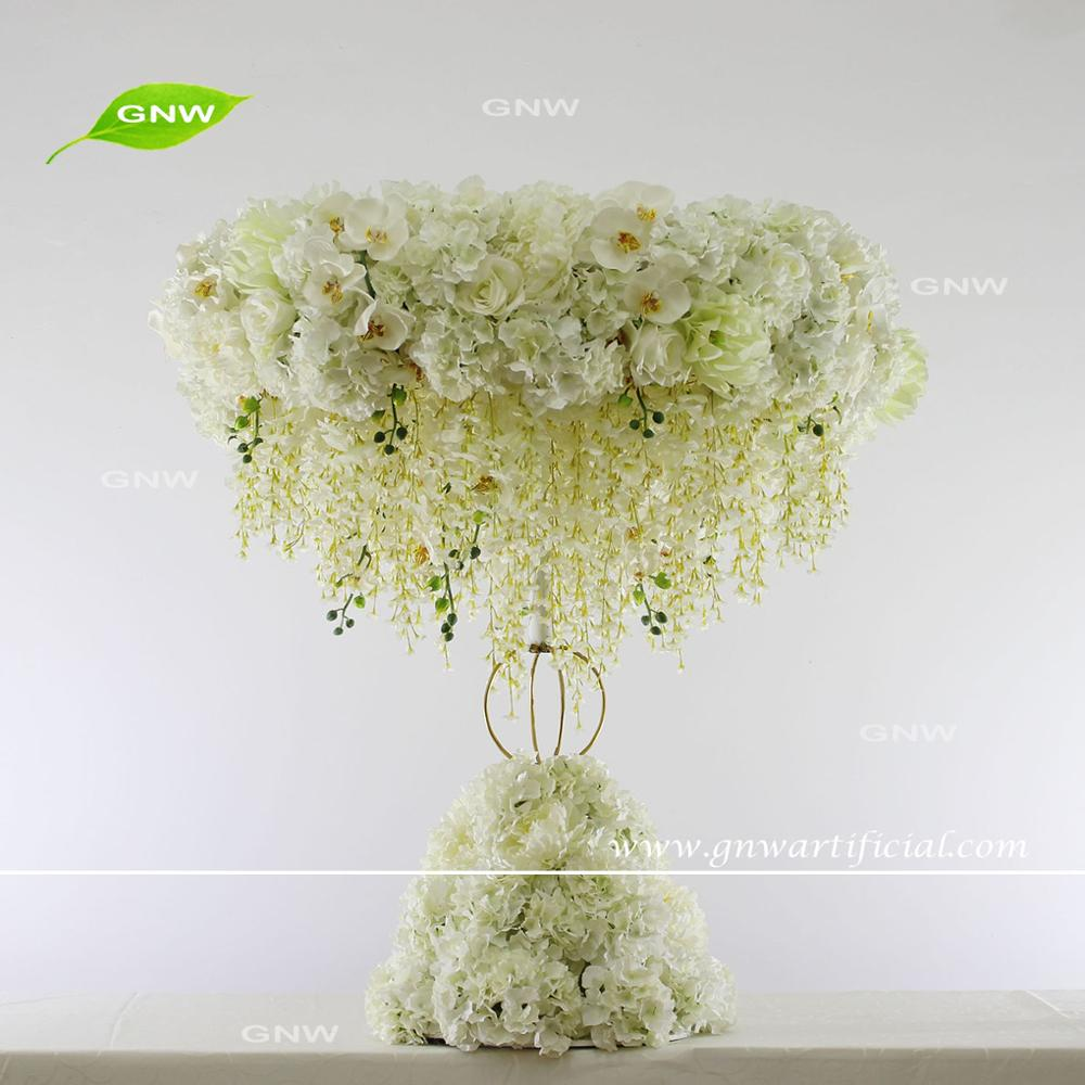 Gnw Ctra-1705004-a Fake Flower Trees For Weddings Decoration Flower ...