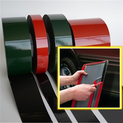 Acrylic PE foam tape double sided foam tape 3M adhesive grip tape for cars