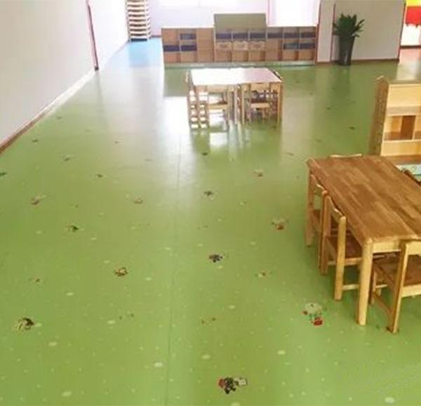 幼儿园PVC卷材