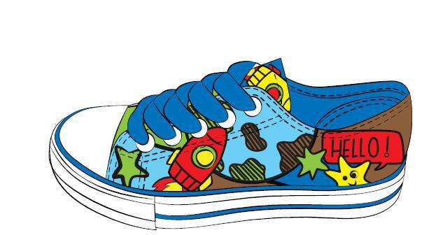 Diy Boyama Kanvas Ayakkabılar çocuklar Için Buy Beyaz Tuval