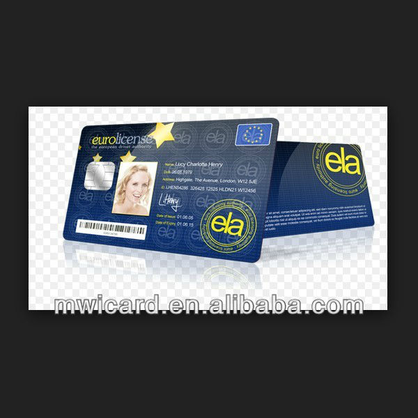 Customized Design School Card Student ID Card