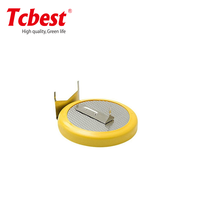 CR2477 Lithium coin cell holder with pins OEM/Tcbest