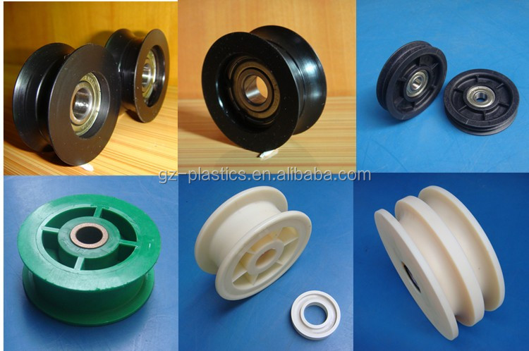 High Quality Plastic Pulleys For Conveyor Systems Buy