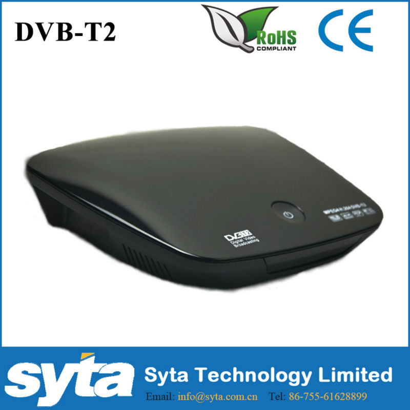 MSD7802 Hd 1080P dvb t2 dtv receiver digital cable set top box