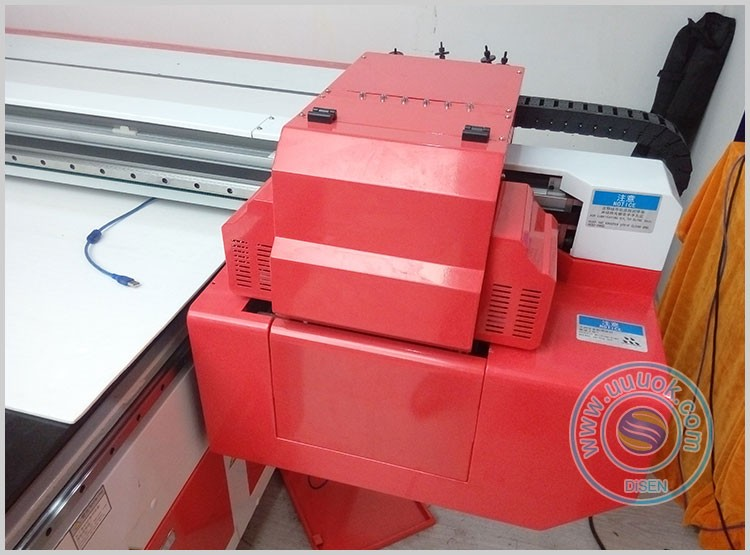 High precision 1.3M*2.5M automatic digital 3d glass printing machine