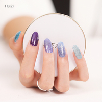 Ombre nail wraps Full Cover Glitter Nail Wraps Nail Art Stickers
