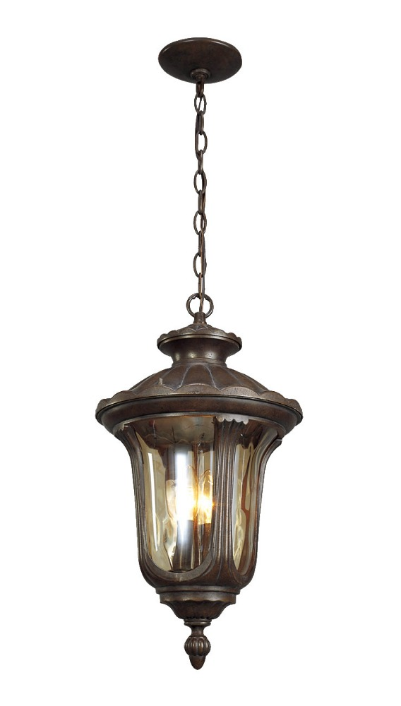 Western outdoor garden light pendant lamp european style.