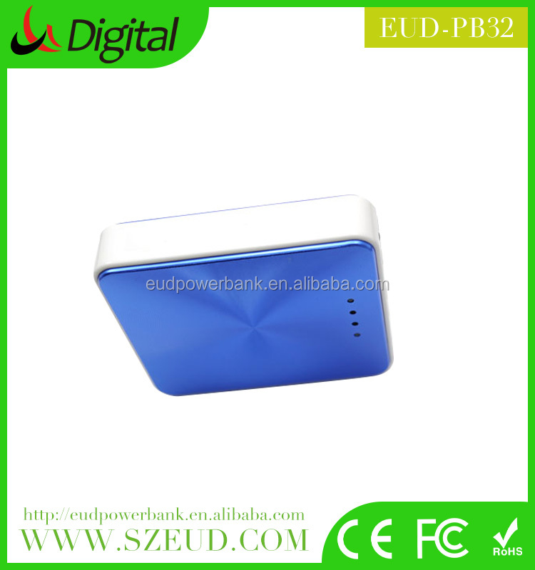 7200/10000mAh 5V/1A Colorful Oval Water/dirt/shock proof dual usb Solar Power Bank