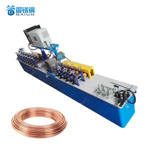 Drawing Die Equipped Medical Capillary Stainless Steel Needle Pipe Tiny Tube Making Machine