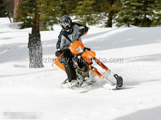 110 125cc snow scooter snowmobile buy snowmobile snow. Black Bedroom Furniture Sets. Home Design Ideas