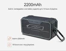 New Gadgets Music Waterproof Bluetooth Speaker For Mp3 Player