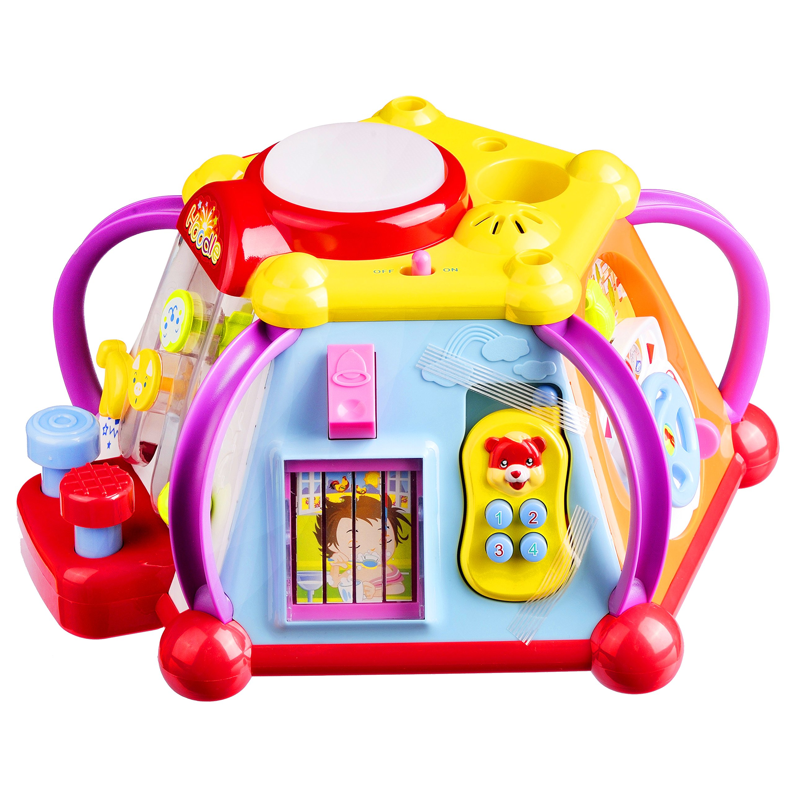 Buy Coolecool Happy Small World Toddler Activity Toys Baby