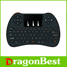 2017 New promotion H9 air mouse for Android TV bluetooth keyboard Manufacturer Wireless remote controll