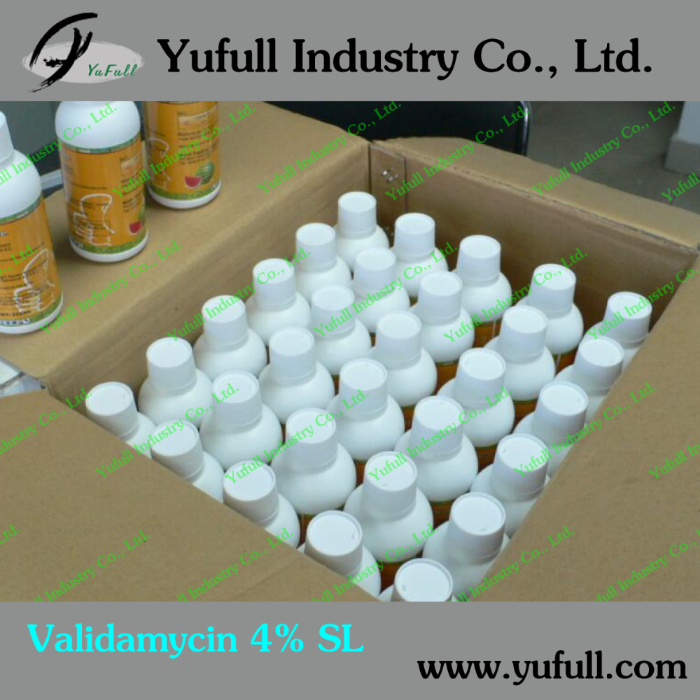 Validamycin 4% SL, 4% WP 60% TC, Validamycin fungicide Biological Pesticides in Rice tobacco ginger