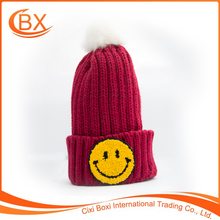 Hot Selling Baby Crochet Cute Winter Beanie Mens Hats Winter