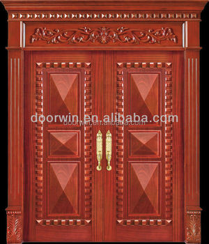 Professional Manufacturer Modern Wood Front Door - Buy Wood Door ...