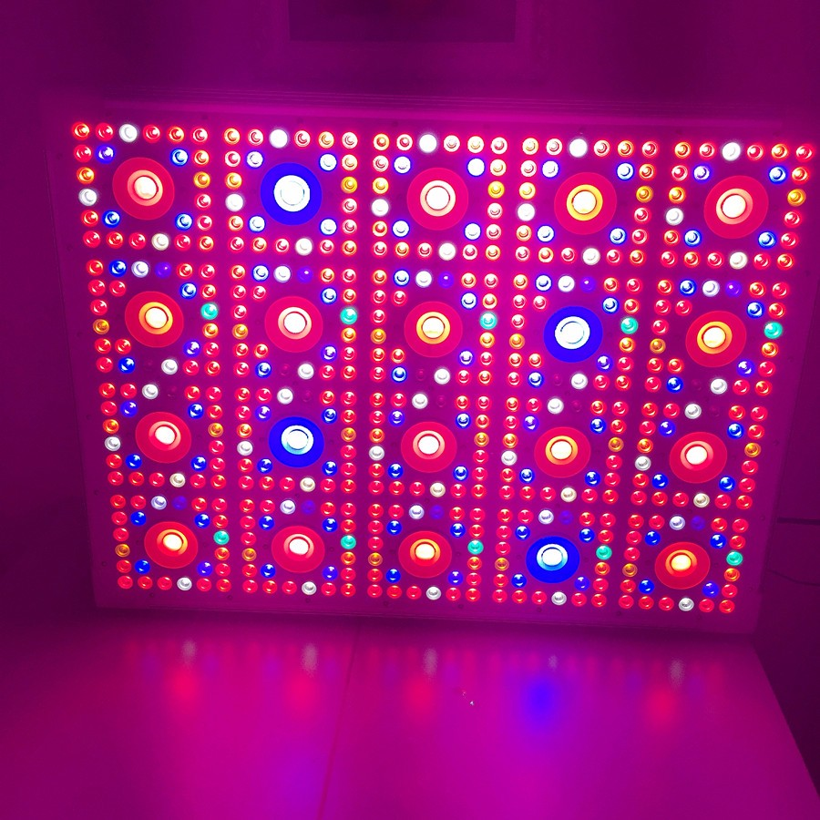 2016 Idea Bp900 Dim Led Full Spectrum 1000watt 1500w Grow Light 15 Hour Lamp Fader Sunset Wireless Timer