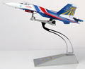1 72 Scale Plane Model Toys Sukhoi Su 27 Flanker Russian Knights Diecast Metal Fighter Model