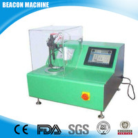 the popular bosch EPS200 automobile common rail diesel injector electrical testing equipment with piezo testing function