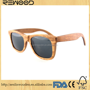 sunglass eyewear frame wooden sunglasses dropshipping 2017 fashion simple sunglass