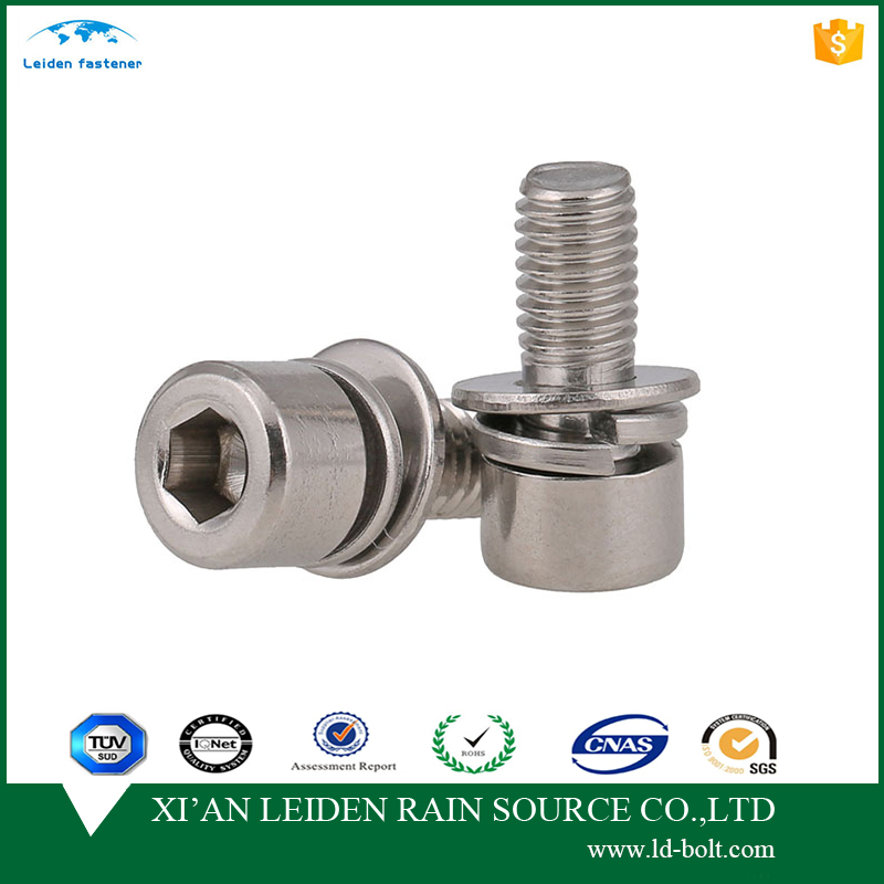 square thread bolt and nut